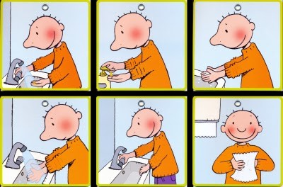 speelbank be handen wassen